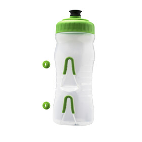 Fabric Cageless Flasche 620 ml Green